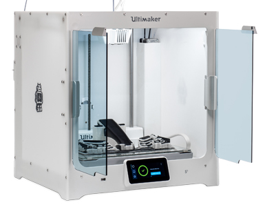 Hobotec_Ultimaker3dPrinter